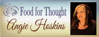 Food For Thought - Angie Hoskins Aldridge