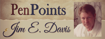 Pen Points - Jim Davis
